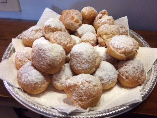 castagnole dolci di carnevale 2